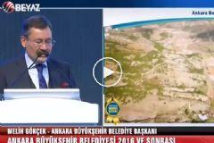 Melih Gökçek Açıkladı Ankara Boğazı Geliyor
