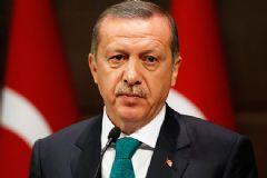 Erdoğan Cumhurbaşkanlığı Sarayı'nda Muhtarlarla Görüştü