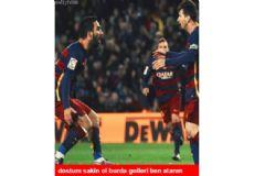 Arda Barcelona'da İlk Maçına Çıktı Capsler Patladı