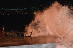 İstanbul'da Ulaşıma Lodos Engeli