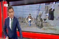 """Fatih Portakal'ı Duygulandıran """"Asker Selamı"""""""