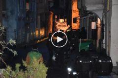 HDP Beyoğlu İlçe Binasına Operasyon