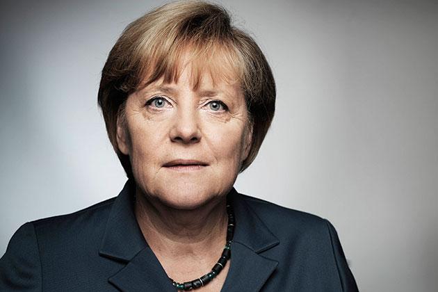 Merkel'e Ünlü İsimlerden Türkiye Mektubu