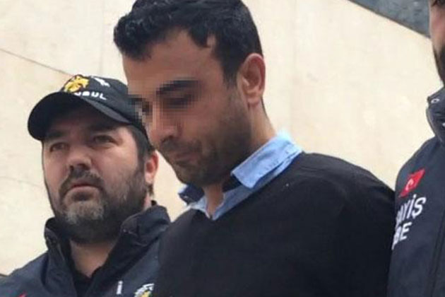 Bağdat Caddesi'nde Genç Kıza Tecavüz Eden Zanlı Yakalandı!
