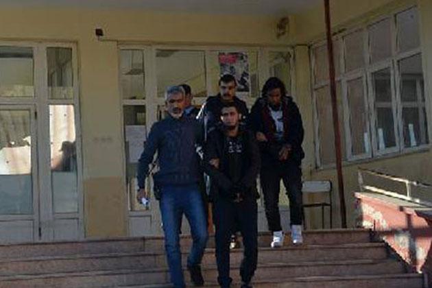 Suriye'ye Gitmeye Çalışan 4 IŞİD'li Yakalandı