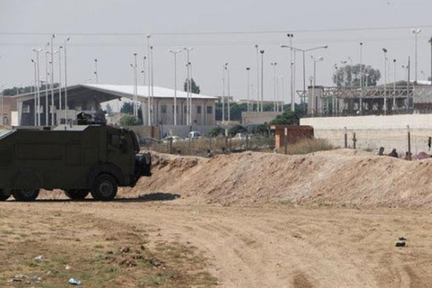 Kilis Sınır Kesiminde Çatışma