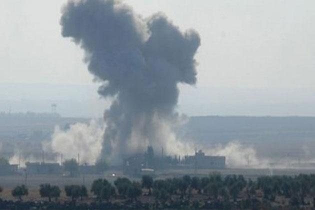 Bombardıman Sonrası PYD'den Türkiye'ye İlk Tepki