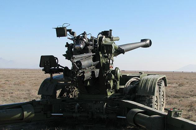 17 Saatte 50 YPG Hedefi Vuruldu