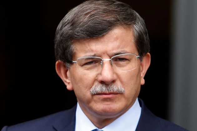 Başbakan Davutoğlu'ndan Kızılay'daki Patlama Hakkında İlk Açıklama