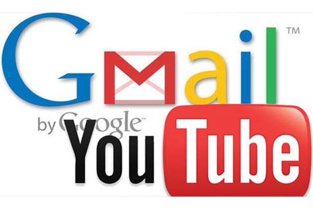 Google, Gmail ve YouTube Dünya Genelinde Çöktü