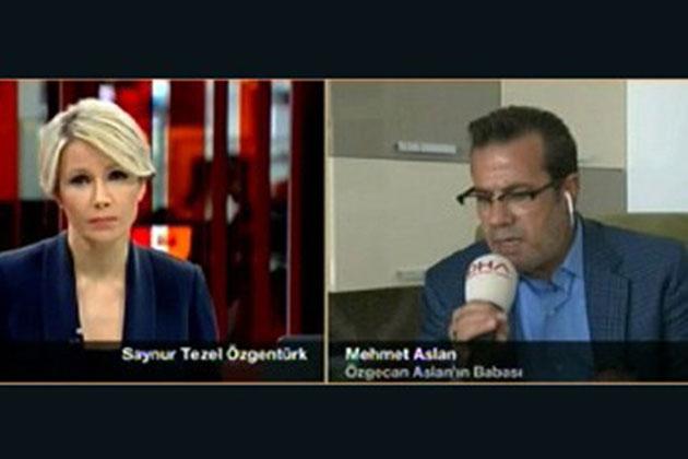Özgecan'ın Babası Mehmet Aslan'dan 'Kabul Edilmeyen Cenaze' Yorumu