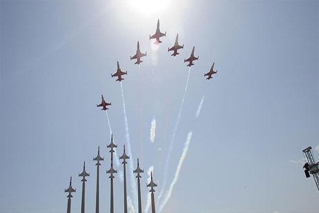 Türkiye'nin Havacılık Temalı En Büyük Parkı Hizmete Açıldı
