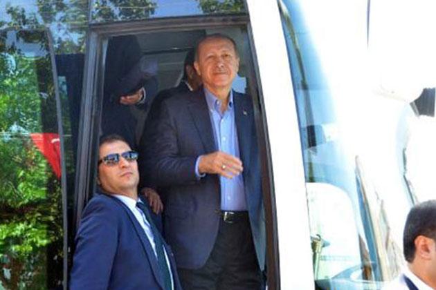 Erdoğan: Diplomatik Ayak Oyunlarıyla Harekete Geçenler Hezimete Uğradı