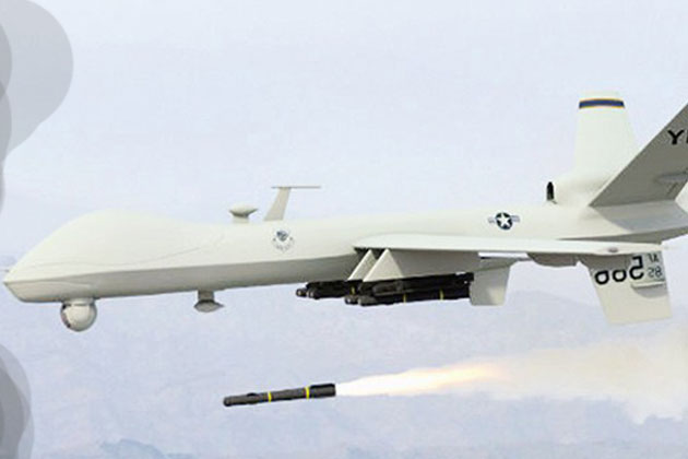IŞİD Füzelerine Karşı Cehennem Ateşi!