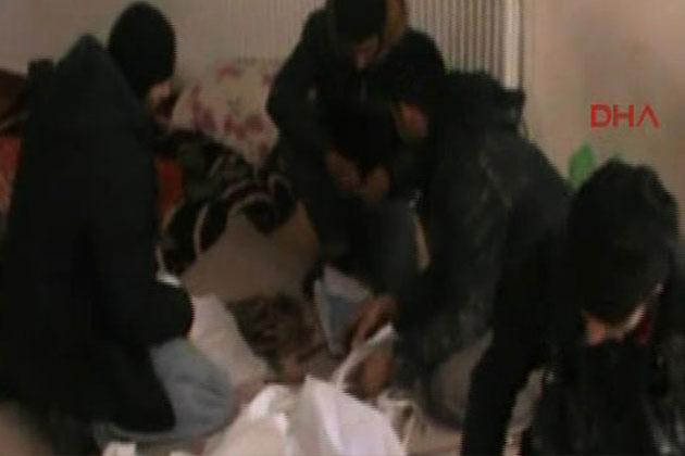 Hakkari'de PKK'lı Teröristlerin Yeni Görüntüleri Ortaya Çıktı
