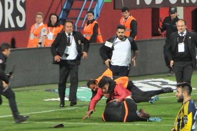 Federasyon Açıkladı! Trabzonspor'un Cezası Belli Oldu
