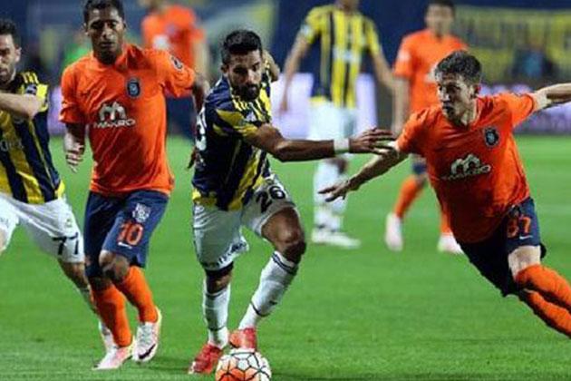 Fenerbahçe Başakşehir'e Yenildi