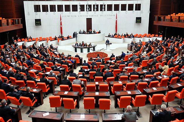 Meclis Genel Kurulu'nda Dokunulmazlık Mesaisi