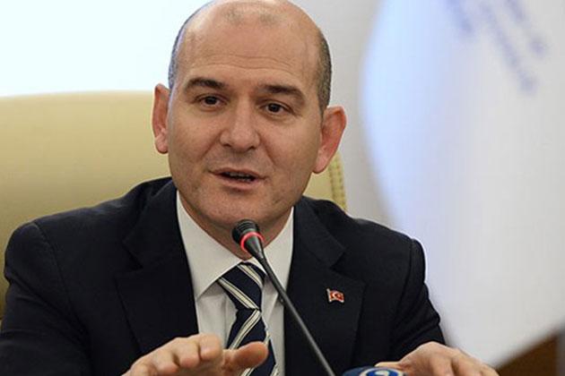"""Bakan Soylu: """"Türkiye'nin Kararlı Duruşu Ve Onurlu Tepkisi Sonuç Vermiştir"""""""