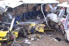 Aksaray'da Trafik Kazası: 3 Ölü 11 Yaralı