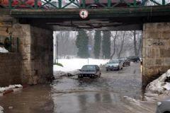 Bartın'da Sel ve Heyelan Paniği