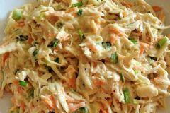 Diyet Yemek Tarifleri -Tavuklu Havuç Salatası