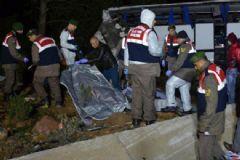 Balıkesir'de Trafik Kazası: 8 Ölü 42 Yaralı
