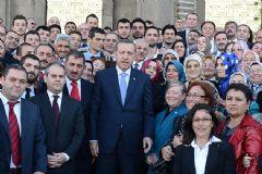 Ak Parti 'Başkanlık' İçin Kolları Sıvadı