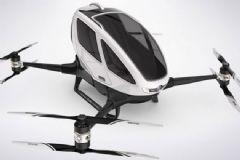 İlk İnsanlı Hava Aracı Üretildi
