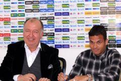 Ramon Motta Resmen Antalyaspor'da