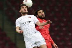 Galatasaray: 3 Karşıyaka: 1 Ziraat Türkiye Kupası Maçı