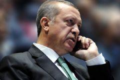 Erdoğan Sultanahmet'teki Patlama İle İlgili Bilgi Aldı