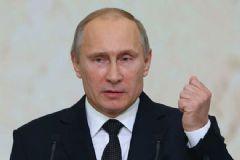 Putin: Türkiye Uçağımızı Düşürüp NATO'dan Koruma İstedi
