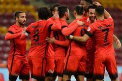 Galatasaray:3 Karşıyaka:1 Ziraat Türkiye Kupası Maç Sonucu