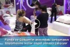 Big Brother Türkiye'de Çığlık Çığlığa Tartışma