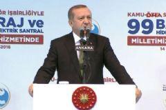 Erdoğan: Benim Gözümde Artık Onlar Siyasetçi Değil