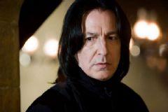 """Severus Snape"" Hayatını Kaybetti"