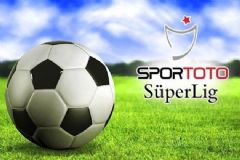 Süper Lig'de İkinci Yarı Başlıyor, İşte 18. Hafta Programı