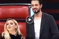 Murat Boz'un O Ses Türkiye'deki Komik Halleri