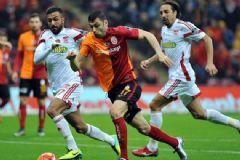 Galatasaray: 3 Sivasspor: 1