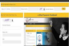 E-Okul Karne Öğrenme Ekranı Erişime Açıldı