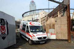 Vodafone Arena'da 1 İşçi Hayatını Kaybetti