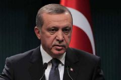 Cumhurbaşkanı Erdoğan'dan Taziye Mesajı