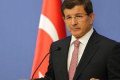 Davutoğlu: Erdoğan Ak Parti'nin Kırmızı Çizgisidir