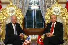 Erdoğan ve Biden Yıldız Sarayı'nda Görüştü