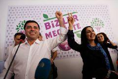 HDP'de Yeniden Figen Yüksekdağ ve Selahattin Demirtaş Dönemi