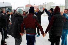 Erzurum-Bayburt Kara Yolu Ulaşıma Kapandı
