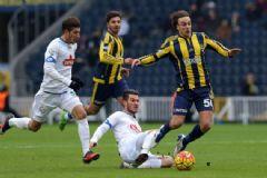 Fenerbahçe Maç Fazlasıyla Lider
