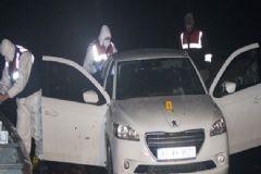 Şanlıurfa-Mardin Karayolunda Otomobil Tarandı: 2 Ölü