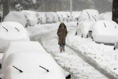 ABD'de Kar Fırtınası 20 Can Aldı